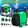 🔥 Adjustable Submersible Dirty Water Pump Pool Aquarium Fish Pond Tank Fountain