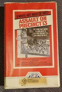 ASSAULT ON PRECINCT 13 70s John Carpenter Action MEDIA Video BETA VIDEO CLASSICS