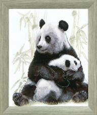 Cross Stitch Kit Hide-and-seek game (panda) BT-063