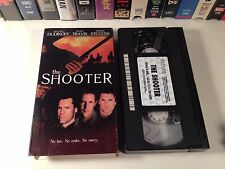 The Shooter Western VHS 1997 Fred Olen Ray Michael Dudikoff Randy Travis