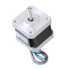 42 Stepper Motor 40Ncm 1.7A 4-wires 5mm Shaft CNC Mill Lathe Plasma Router