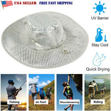 Evaporative Cooling Bucket Hat Hydro w/ UV Protection Cooler Arctic Ice Caps US