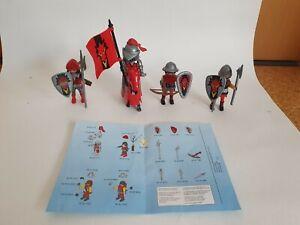 Playmobil 3319 Ritter - Pferd
