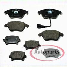 Vw Touran - Bremsbeläge Bremsklötze Klötze für vorne hinten