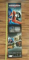 Amazing Spider-Man Shattered Dimensions Video Game Store Display Sign 2010 Promo