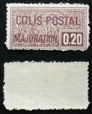 COLIS POSTAUX n° 158 Neuf N* TB cote 25€