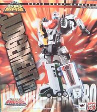 Used Bandai SUPER ROBOT Chogokin Dekaranger Robo PAINTE