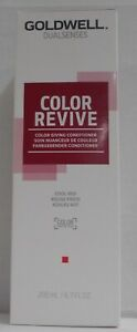 GOLDWELL Dualsenses COLOR REVIVE Color Giving Conditioner / Protector 6.7 fl oz