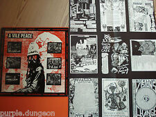 A vile Peace-LP → Axegrinder Electro Hippies Bedlam Doom archivio gola