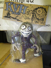 NYCC 2013 EXCLUSIVE Kirk von Hammett Metallica SIGNED Figure GREY VARIANT LTD 30