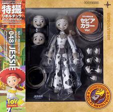 Kaiyodo Revoltech Sci-Fi 048 Disney Toy Story Jessie Sepia Ver No.048EX Figure