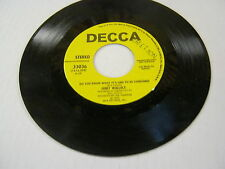 Jerry Wallace Do You Know What It's Like To Be Lonesome/Where Did He Come 45 RPM