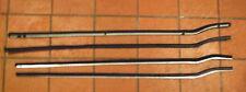 Triumph TR4 TR5 TR6 porte haut verre joints racleurs bandes kit (x4 pièces)