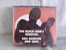 Eric Burdon & War- The Black-Man´s Burdon- 2-CD-Box- AVENUE/RHINO1993 WIE NEU