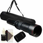 650-2600mm HD Telephoto Zoom Lens for Canon EOS