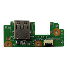 Fit ASUS X750DP K750J USB CONECTOR IO BOARD 69N0PMB10A01