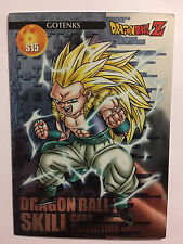Dragon Ball Z Skill Card Collection Prism S15