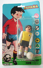 RARE VINTAGE AIRGAM BOYS AEK FOOTBALL PLAYER PYROPLAST GREECE NEW MOSC !