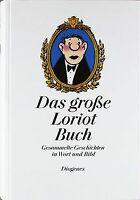 Das große Loriot Buch: Gesammelte Geschichten in Wort un... | Buch | Zustand gut