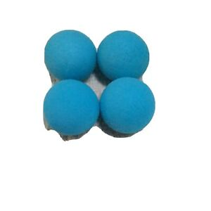 Mindflex Brainwave Control Game 4 Blue Replacement Balls