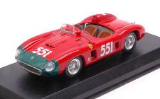 Ferrari 860 Monza #551 2nd Mm 1956 P. Collins / L. Klementaski 1:43 Model