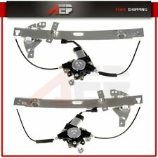 Power Window regulator with motor for 2000-2005 Chevy Impala Front Left Right