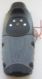 Magellan Sportrak MAP Handheld GPS back plastic section  - OEM