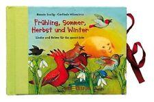 Frühling, Sommer, Herbst und Winter von Renate Seelig und Gerlinde Wiencircz (2007, Gebunden)