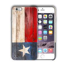 Texas State Flag Iphone 4 4s 5 5s 5c SE 6s 7 8 X XS Max XR 11 Pro Plus Case 03