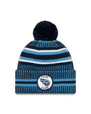 New Era NFL Tennessee Titans Home 2019/2020 Sport Knit Sideline Beanie Hat