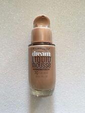 Maybelline Dream Liquid Mousse Foundation #70 Pure Beige 30ml