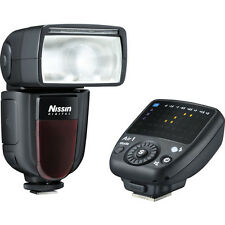 Nissin Di700A Flash Kit with Air 1 Commander for Sony Cameras #ND700AK-S