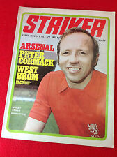 Vintage : STRIKER : Football Magazine : 23 Oct 1971 - No 94