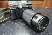 PENTAX P30 with HANIMEX 80-200 MC f4.5 Macro Lens