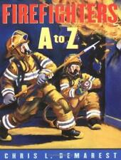 Firefighters A to Z by Demarest, Chris L.