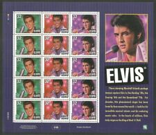 MARSHALL ISLANDS 1997 POP ROCK MUSIC ELVIS PRESLEY 20TH DEATH ANNIVERSARY MNH