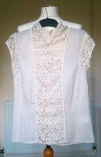 Classic Blouses Tops & Shirts Size Tall for Women without