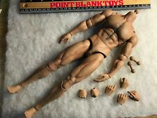 WORLDBOX Nude Figure Durable Body Rippled AT027 1/6 ACTION FIGURE TOYS