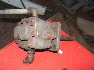 Hydraulic Pump IH FARMALL Allis John Deere Ford Case