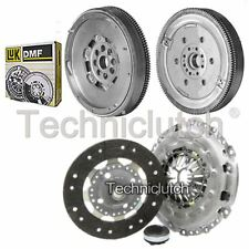 NATIONWIDE 3 PART CLUTCH AND LUK DMF FOR PEUGEOT EXPERT TEPEE MPV 2.0 HDI 120