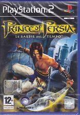 Ps2 PlayStation 2 PRINCE OF PERSIA LE SABBIE DEL TEMPO nuovo sigillato italiano
