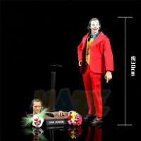 HC 2019 The Joker Joaquin Phoenix Action Figure Statue Toy 32cm New In Box