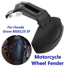 Motorcycle Rear Wheel Cover Fender Splash Guard Mudguard PVC For Honda MSX125 M3