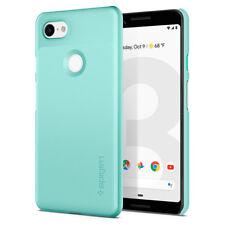 Pixel 3/Pixel 3 XL Case | Spigen® [Thin Fit] Ultra Slim Protective Hard Cover