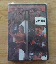 Rare New DVD Double Feature Challenge of Master Killer Invincible Super Guy!
