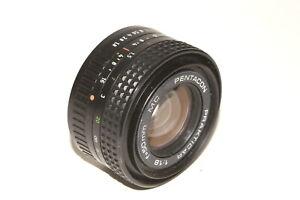 Prakticar Pentacon f1.8 50mm Pracktica B prime fit lens