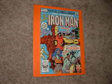 1982 Marvel Iron Man King Size Annual 5 Black Panther Fine - Free Shipping