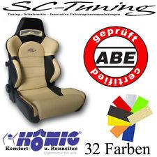 Audi zum Autotuning Sport-Sitze