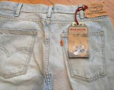 LEVI LVC 646 VINTAGE 60s FLARE LIGHTER LONESTAR BIG E JEANS 28 x 32 (32.5 x 34)