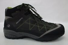 SCARPA Mens Zen Pro Mid GTX BOOTS 72525/200 Shark Spring Size 45